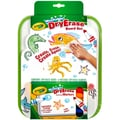 Crayola® 11in. x 8 1/2in. Dry-Erase Go Anywhere Washable Marker Board Set