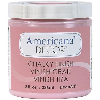 Deco Art Americana Decor Non-Toxic 8 oz. Chalky Finish Paint, Innocence ADC-05)