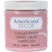 Deco Art Americana Decor Non-Toxic 8 oz. Chalky Finish Paint, Innocence ADC-05)
