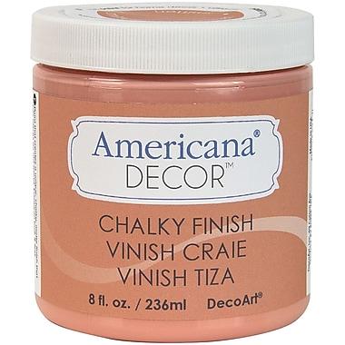 Deco Art Americana Decor Non-Toxic 8 oz. Chalky Finish Paint, Smitten (ADC-08)