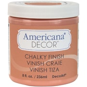 Deco Art Americana Decor Non-Toxic 8 oz. Chalky Finish Paint, Smitten (ADC-08)