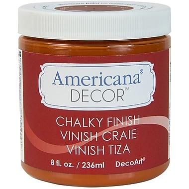 Deco Art Americana Decor Non-Toxic 8 oz. Chalky Finish Paint, Cameo (ADC-10)