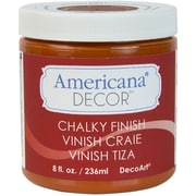Deco Art Americana Decor Non-Toxic 8 oz. Chalky Finish Paint, Cameo (ADC-10)