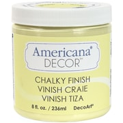 Deco Art Americana Decor Non-Toxic 8 oz. Chalky Finish Paint, Delicate (ADC-11)