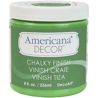 Deco Art Americana Decor Non-Toxic 8 oz. Chalky Finish Paint, Fortune (ADC-15)