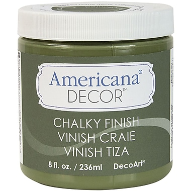 Deco Art Americana Decor Non-Toxic 8 oz. Chalky Finish Paint, Enchanted (ADC-16)