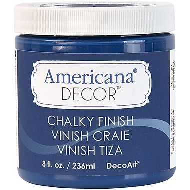 Deco Art Americana Decor Non-Toxic 8 oz. Chalky Finish Paint, Legacy (ADC-21)