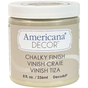 Deco Art Americana Decor Non-Toxic 8 oz. Chalky Finish Paint, Heirloom (ADC-24)