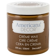 Deco Art ADM8-02-36 Golden Brown Americana Decor Creme Wax