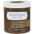 Deco Art® Americana® Decor™ Creme Wax, 8oz., Deep Brown