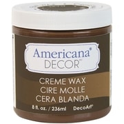 Deco Art ADM8-07-36 Deep Brown Americana Decor Creme Wax