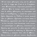 Deco Art® Americana® Decor™ Stencil, Old French Script