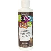Deco Art® Americana® Decou-Page™ 8 oz. Photo Transfer Medium Bottle