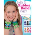 Design Originals in.Hooked On Rubber Band Jewelryin. Book, 10.8in. x 8.5in. x 0.1in.