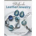 Design Originals in.Stylish Leather Jewelryin. Book, 10.8in. x 8.5in. x 0.2in.