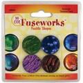 Diamond Tech Crafts Fuseworks™ Dichroic Texture Pack, 1.12 oz.
