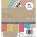 Diecuts With A View® 6in. x 6in. Cardstock Paper Stack, Printed Craft