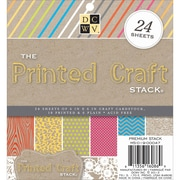 "Diecuts With A View® 6"" x 6"" Cardstock Paper Stack, Printed Craft"
