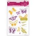 Docrafts™ Papermania A5 Clear Stamp, Butterflies