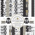 Doodlebug™ 12in. x 12in. Paper Pack, The Graduates
