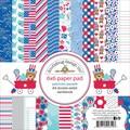 Doodlebug™ 6in. x 6in. Paper Pad, Patriotic Parade