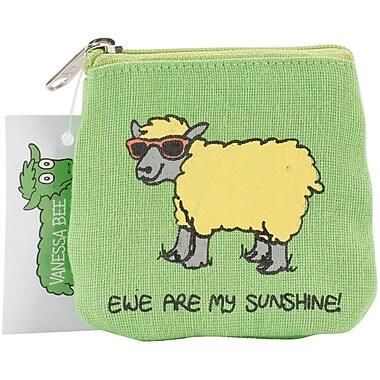 Dublin Gift Fab-Ewe-Lous Coin Purse, 4.25