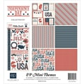 Echo Park Paper Independence Day Collection Kit, 12in. x 12in.