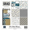 Echo Park Paper Grad Collection Kit, 12in. x 12in.