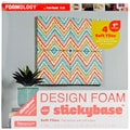 Fairfield Design Foam, 12in. x 12in. x 1in., White
