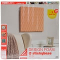 Fairfield Design Foam, 24in. x 24in. x 2in., White