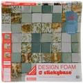 Fairfield On The Grid Design Foam, 24in. x 24in. x 2in., White