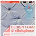 Fairfield Poke-A-Dot Design Foam, 12in. x 12in. x 2in., White