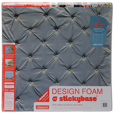 Fairfield Poke-A-Dot Design Foam, 24