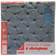 "Fairfield Poke-A-Dot Design Foam, 24"" x 24"" x 2"", White"