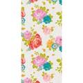 Hazel & Ruby® Wrap It Up Newsprint Floral Paper Roll, 18in. x 144in.