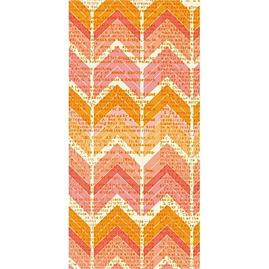 Hazel & Ruby® Wrap It Up Crazy For Chevy Corals Paper Roll, 18