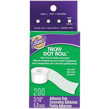 I Love To Create Aleene's Tacky Dot Roll