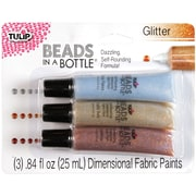 I Love To Create® Tulip® Beads® In A Bottle Paint Set, 0.84 oz., Glitter