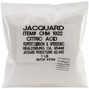 "Jacquard CHM1022 White Products Citric Acid, 5.5"" x 5.5"""