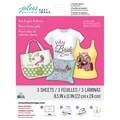 Jolees® Easy Image® 11in. x 8 1/2in. Transfer Paper For Light Fabric, Glitter