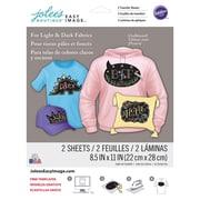 "Jolees® Easy Image® 11"" x 8 1/2"" Transfer Paper For Light and Dark Fabrics"