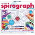 Kahootz Spirograph Art Studio Kit, 15in. x 14in. x 2.2in.