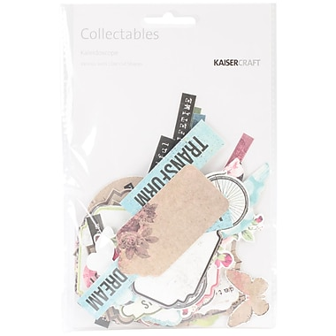 Kaisercraft Collectables Cardstock Die-Cuts, Kaleidoscope
