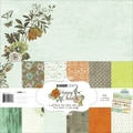 Kaisercraft 12in. x 12in. Paper Pack, Honey Chai