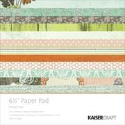 Kaisercraft 6 1/2 x 6 1/2 Paper Pad, Honey Chai