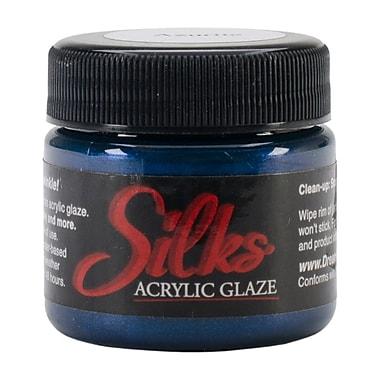 Luminarte Silks Acrylic Glaze Jar, 1 oz., Azurite