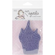 "Magnolia Little Circus Moscow 5 1/2"" x 3 3/4"" Cling Stamp, Moscow Cathedral"
