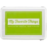 """My Favorite Things 3 3/8"""" x 2 1/8"""" Hybrid Ink Pad, Sour Apple"""
