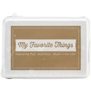 """My Favorite Things 3 3/8"""" x 2 1/8"""" Hybrid Ink Pad, Kraft"""
