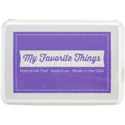 "My Favorite Things 3 3/8"" x 2 1/8"" Hybrid Ink Pad, Grape Jelly"